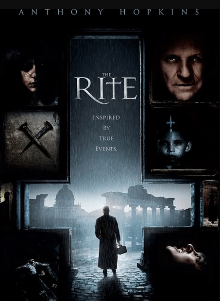 The Rite (2011). Spiritual Movie Review - Jacklyn A. Lo