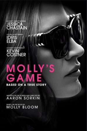 Molly's game (2017). Spiritual Movie Review - Jacklyn A. Lo