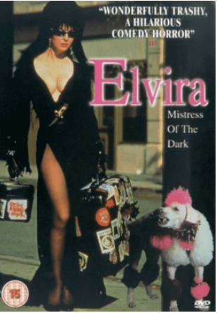 Elvira: Mistress of the Dark. Spiritual Movie Review - Jacklyn A. Lo