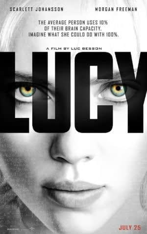 Lucy (2014). Spiritual Movie Review - Jacklyn A. Lo