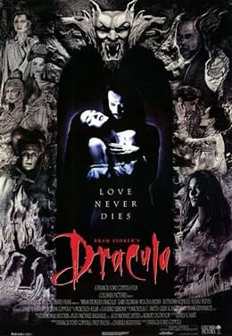 Bram Stoker's Dracula (1992). Review by Jacklyn A. Lo