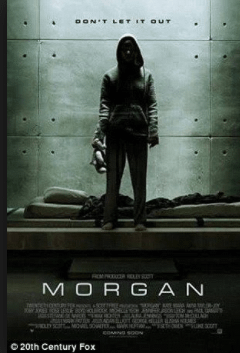 Morgan (2016), Spiritual Movie Review - Jacklyn A. Lo