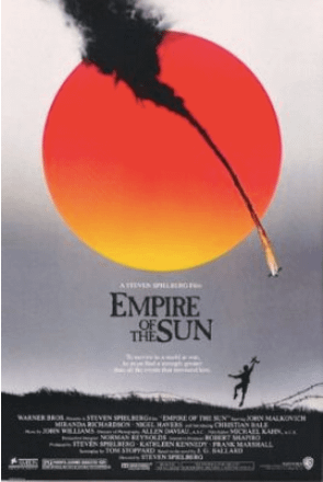 Empire of the Sun (1987). Spiritual Movie Review - Jacklyn A. Lo