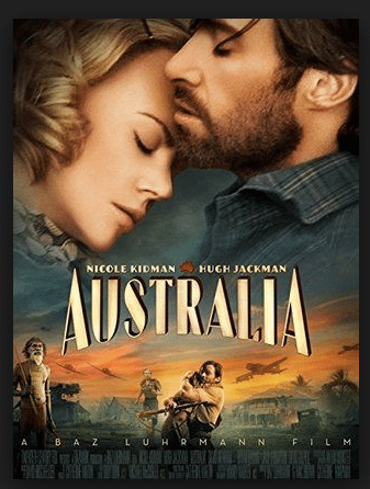 Australia (2008). Spiritual Movie Review - Jacklyn A. Lo