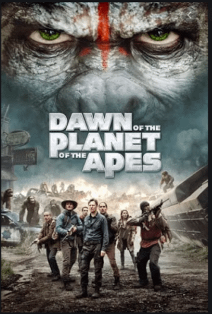 Dawn of the Planet of the Apes (2014). Spiritual Movie Review - Jacklyn A.Lo