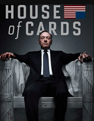 House of Cards. TV Series. Spiritual Movie Review - Jacklyn A. Lo